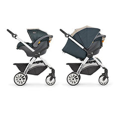 Travel System Bravo Polaris USA Chicco - bebe2go.com  - 3
