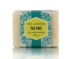 Jabón Tea Tree 250 gr - bebe2go.com