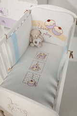 Kit Edredon y Protector de Cuna 120x60 - Micuna - Funny | Protector de Cuna | Micuna - Bebe2go.com