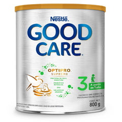 3 LATAS Good Care 3 Optipro Supreme 800 gr (Lata) - bebe2go.com