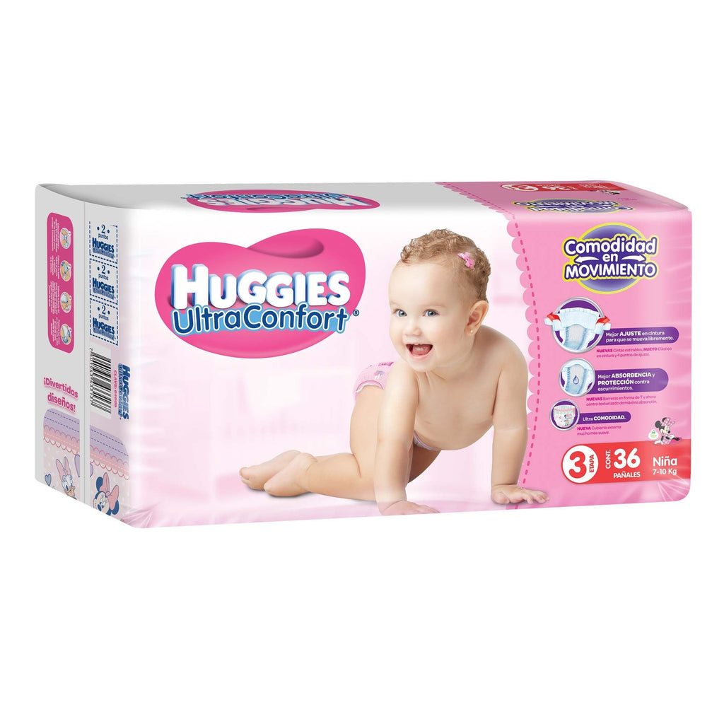 Huggies Ultraconfort Pa Ales Etapa 3 Ni A Bebe2go Com # Muebles Huggies