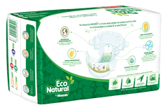 Huggies Eco Natural E2 (40 pañales) - bebe2go.com  - 1