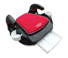 Auto-asiento Booster Lifestyle Infanti - bebe2go.com  - 1