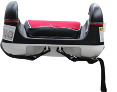 Auto-asiento Booster Lifestyle Infanti - bebe2go.com  - 2
