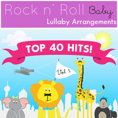 Rock 'n Roll Top Hits Vol. 1 | Música | Rock 'n Roll Baby - Bebe2go.com