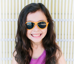 Lentes Junior Babiators - OMG! Orange 0-3años - bebe2go.com  - 7