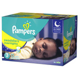 Pampers Swaddlers Overnight Etapa 3 - 72 Pañales - bebe2go.com