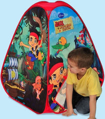 Carpa Pup Up Jake y los Piratas - bebe2go.com