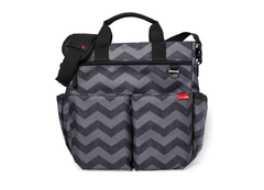 Duo Signature Chevron Negro