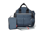 Pañalera Suite Backpack Skip Hop Gris