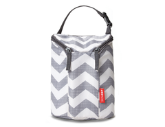 Bolsa Doble Para Botellas- Chevron - bebe2go.com  - 1