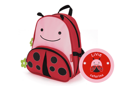 Backpack Zoo - Catarina - bebe2go.com  - 1