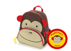 Backpack Zoo - Mono - bebe2go.com  - 1