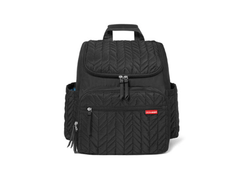 Forma Backpack Jet Negra Skip Hop