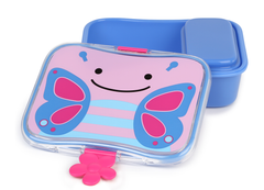 Zoo Lunch Box Mariposa - bebe2go.com