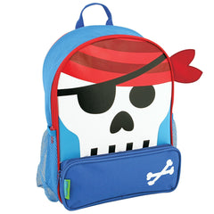 Backpack Sidekick Pirata - bebe2go.com