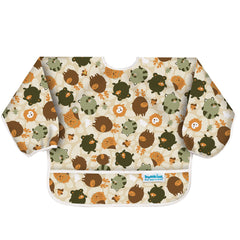 Sleeved Bib Bumpkins (6-24 meses) - Forest Friends - bebe2go.com  - 1