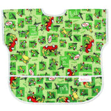 Junior Bib (1-3años)- Green Eggs and Ham