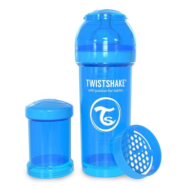 Twistshake Biberón 260ml - Azul