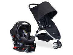 Travel System B-Agile 3/B-Safe 35 Elite  - Domino - bebe2go.com  - 1