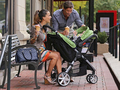 Travel System 2016  B-Agile 3/B-Safe 35 - Meadow - bebe2go.com  - 1