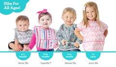 Sleeved Bib Bumpkins (6-24 meses) - Forest Friends - bebe2go.com  - 4