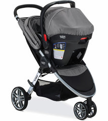 Travel System 2016  B-Agile 3/B-Safe 35 - Steel - bebe2go.com  - 2