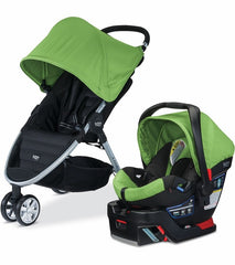 Travel System 2017  B-Agile 3/B-Safe 35-Meadow | Travel System | Britax - Bebe2go.com
