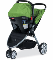 Travel System 2016  B-Agile 3/B-Safe 35 - Meadow - bebe2go.com  - 3