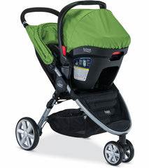 Travel System 2016  B-Agile 3/B-Safe 35 - Meadow - bebe2go.com  - 2