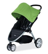 Carriola B-Agile - Meadow | Carriolas Sencillas | Britax - Bebe2go.com