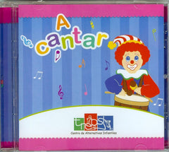 A Cantar Vol 1 CD - bebe2go.com  - 1