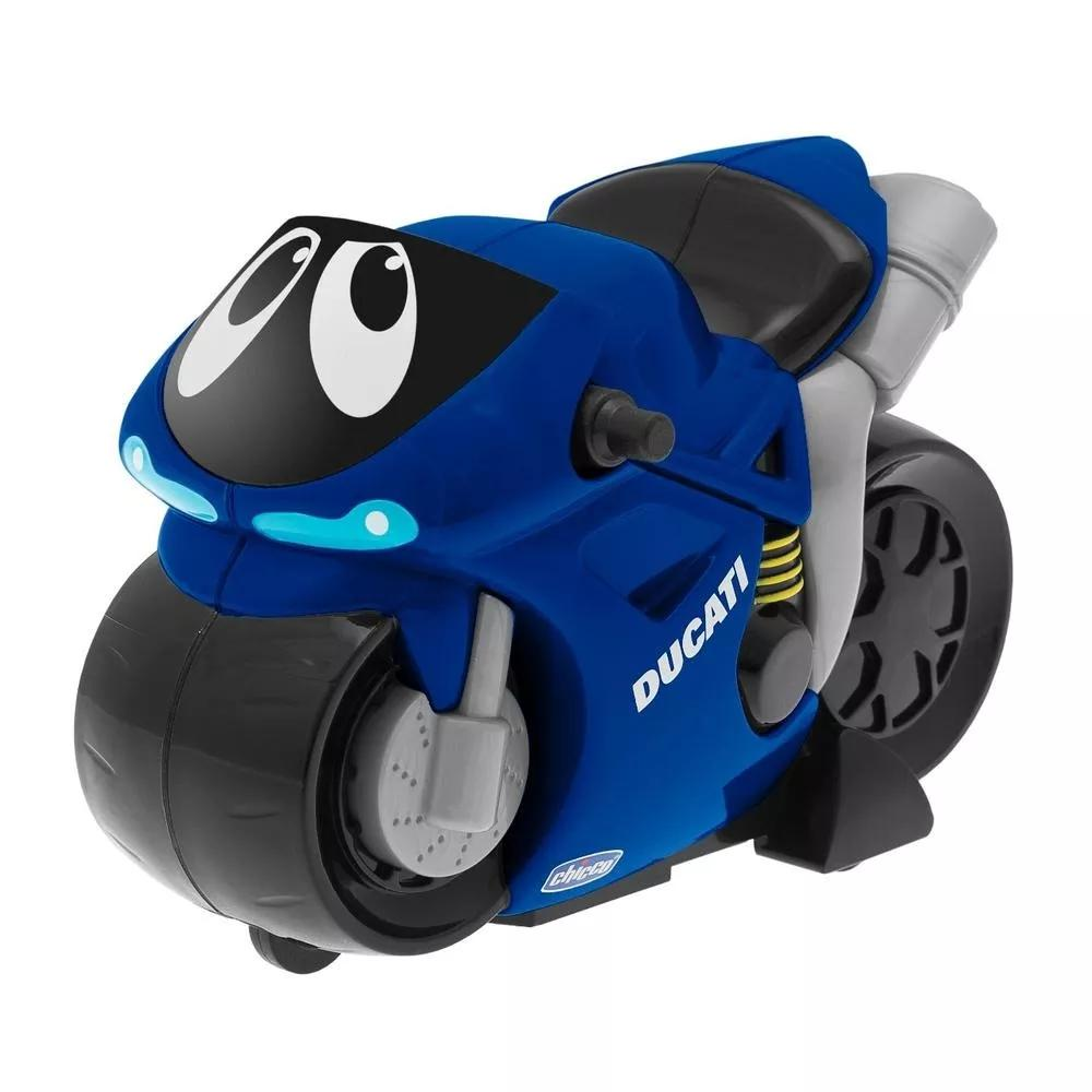Moto Turbo Touch Ducati, Color Azul