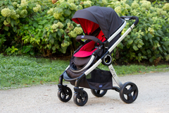 Travel System Duo Urban Anthracite Chicco - bebe2go.com  - 5