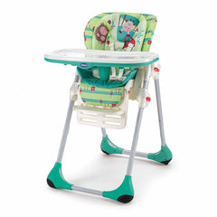 Silla Polly 2 en 1 Chicco Green Land | Periqueras | Chicco - Bebe2go.com