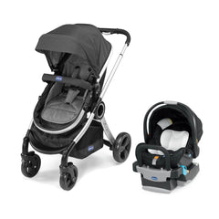 Travel System Duo Urban Anthracite Chicco - bebe2go.com  - 1