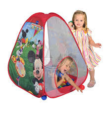Carpa Pup Up para pelotas Mickey - bebe2go.com