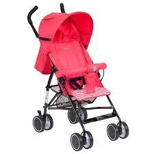 Carriola Twister-Rosa | Carriolas Ligeras y de Bastón | Safety 1st - Bebe2go.com