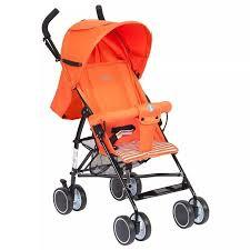 Carriola Twister-Naranja | Carriolas Ligeras y de Bastón | Safety 1st - Bebe2go.com