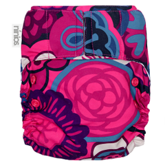 Pañal Pocket Design - Flor de Frida - bebe2go.com