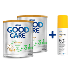 Good Care con protector solar de regalo