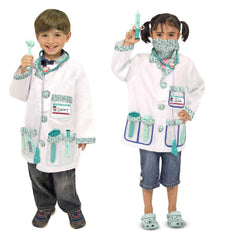Disfraz de Doctor Melissa and Doug