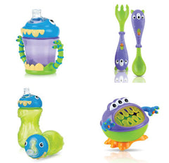 Monster Combo Pack - bebe2go.com  - 1
