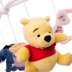 Movil Musical Pooh-Blanco