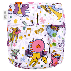 Pañal Pocket Design - Music Band - bebe2go.com  - 1