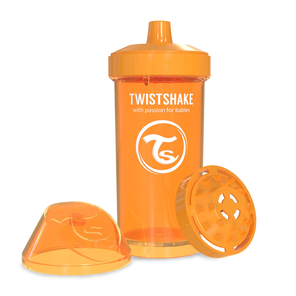 Twistshake Kid Cup - Naranja