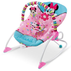 Minnie Mouse PeekABoo Infant to Toddler Rocker