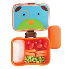 Zoo Lunch Box Perro - bebe2go.com  - 2