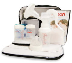Set de Lactancia Materna Con Extractor Manual Q695 - bebe2go.com  - 1