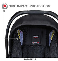 Travel System 2016  B-Agile 3/B-Safe 35 - Meadow - bebe2go.com  - 11
